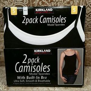 Kirkland 2-pack Camisoles